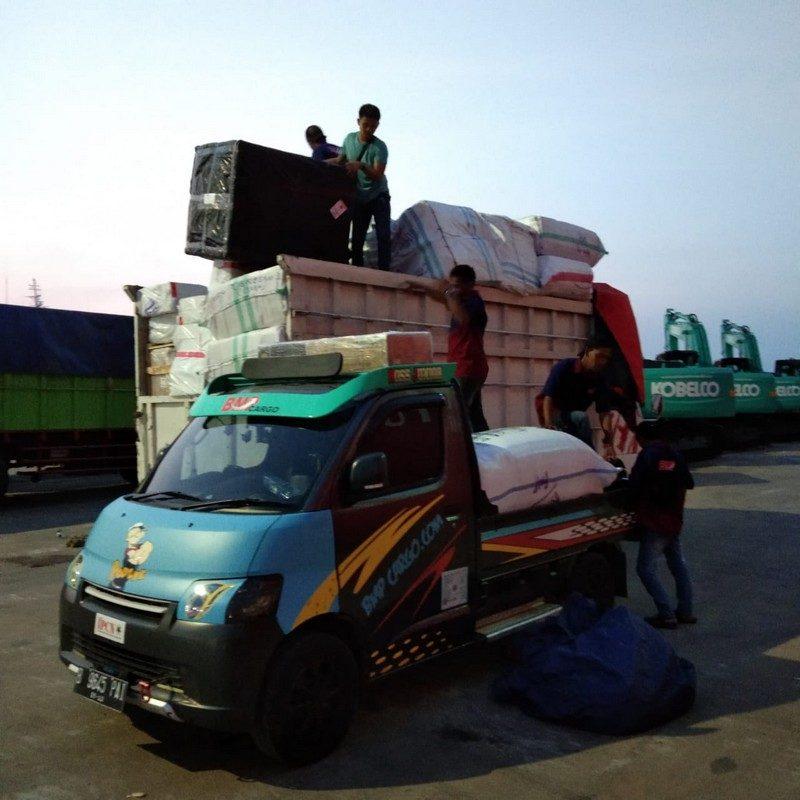 Jasa Pengiriman Barang Via Laut dari Jakarta