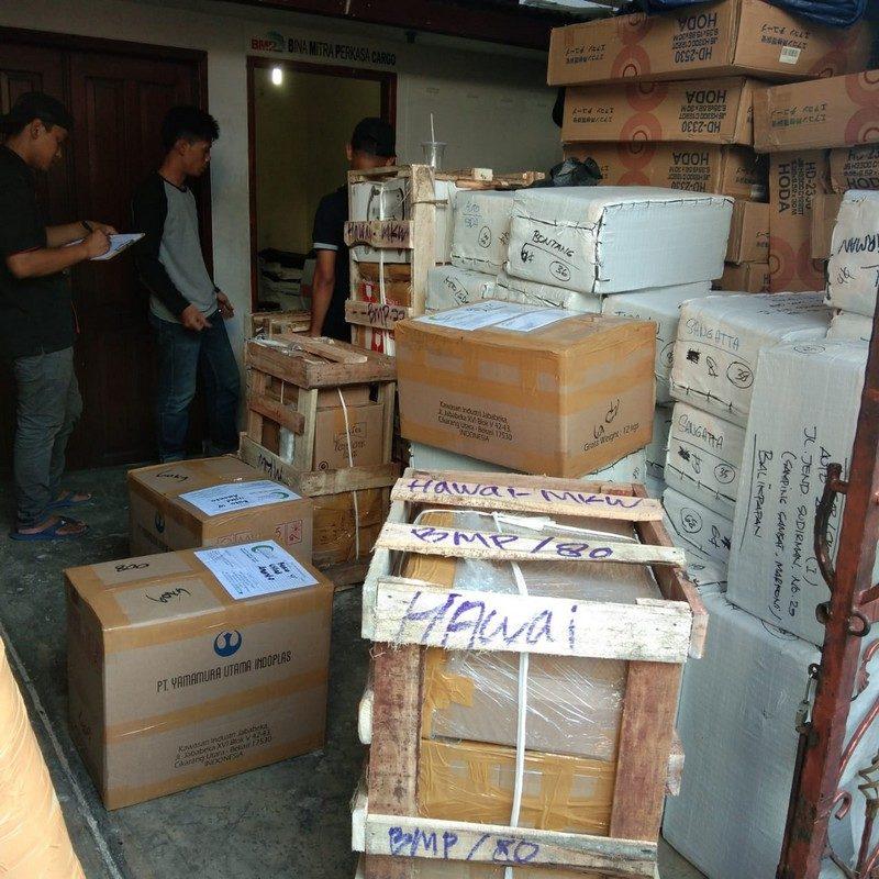 Perusahaan Ekspedisi Murah Ke Kalimantan Paling Cepat