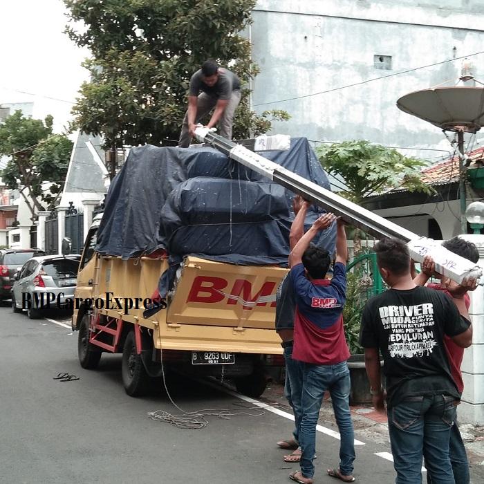 Ekspedisi Jakarta Palembang Ada Packing Ulang