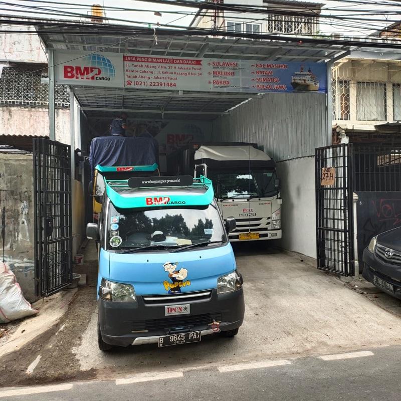 Ekspedisi Cargo Jakarta Maluku Dan Maluku Utara Yang Murah